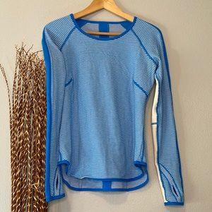 Lululemon | Blue Longsleeve Shirt